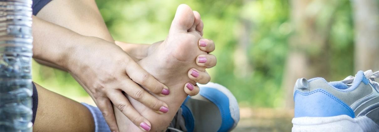 foot pain treatment