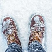 Frostbite feet treatment